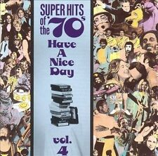 1 CENT CD VA Super Hits Of The '70s: Have A Nice Day, Vol. 4 lynn anderson