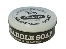 Fiebing's Saddle Soap Leather Cleaner WHITE 12 oz