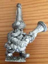 Chaos Dwarf Blunderbuss #5 Warhammer Dwarves Metal OOP