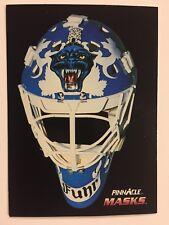 1992-93 GRANT FUHR Pinnacle Canadian MASKS Toronto Maple Leafs 267
