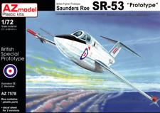 """AZ Models 1/72 Saunders Roe SR-53 """"Prototype"""" 7578"""