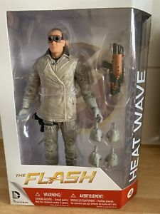 DC collectibles The Flash Tv Series - Heat Wave