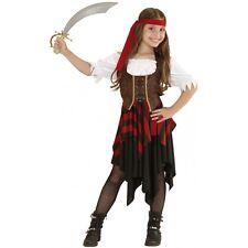 Abito Costume Carnevale Pirata Pirate Piratessa (8 -10 anni 140cm. Widmann)