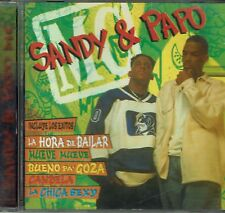Sandy & Papo MC by Sandy y Papo (CD, Nov-2005, EMI Music Distribution)