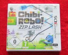 Chibi-Robo! Zip Lash, Nintendo 3DS Spiel, 3D, Neu, deutsche Version