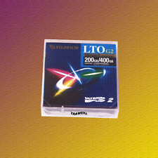 Fuji LTO 2, 200/400 GB, Datenkassette, Data Cartridge, NEU & OVP
