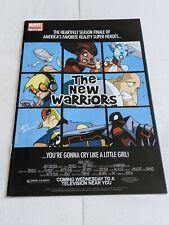 The New Warriors #6 February 2006 Marvel Comics