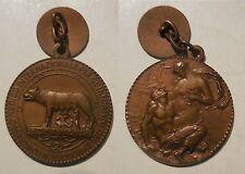 medaglia II congresso medico int. infortuni sul lavoro Roma 1909