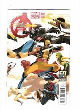 Avengers # 8 Vol. 5 Daniel Acuna Variant Edition 50th Anniversary Nm May 2013