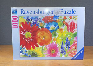 Ravensburgee Puzzel 1000 Pieces No 197293 70 x 50 cm
