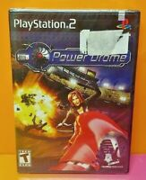 Power Drome -  PlayStation 2 PS2 Brand New X Y Factory Sealed Game