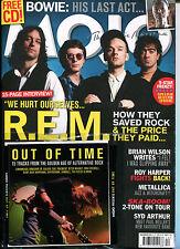 MOJO + free  CD ... No. 277  December 2016  :  R.E.M. / Alternative Rock / Bowie