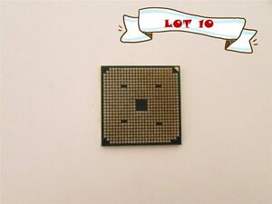 Lot of 10 AMD Phenom II X2 Dual-Core Mobile N620 2.8GHz CPU Laptop HMN620DCR23GM