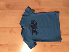 Boys Joules rugby t shirt, excellent condition, size 3, blue