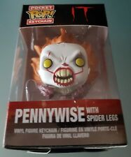 Funko Pocket Pop Keychain IT Pennywise with Spider Legs subito disponibile