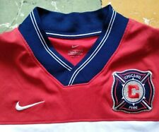 Chicago Fire jersey shirt soccer 2000 MLS season