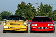 1980 and 1988 Camaro Z28 Sport Coupe and IROC-Z - FREE US shipping ready to ship