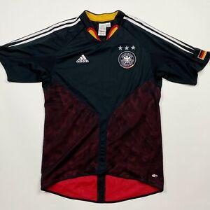 Vintage 2004 Germany National Team Jersey Trikot Soccer Football Men's Medium
