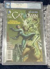 CATWOMAN #23 PGX 9.6 1ST APP JOKER'S DAUGHTER NEW 52 DC Batman Not CGC 9.8 CBCS