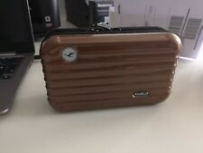 ------->>>TOP RIMOWA AMENITY KIT LUFTHANSA FIRST CLASS BEAUTY CASE