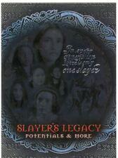 Buffy TVS Season 7 Slayers Legacy Chase Card SL-6