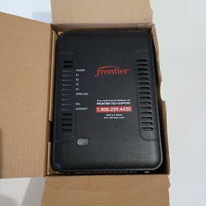 NIB Frontier Netgear ADSL2 + Modem Router Model D2200D-1FRNAS