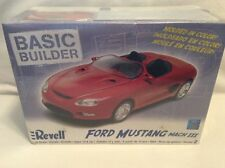 Revell-Monogram Ford Mustang Mach III Model Car Kit 1:25 Scale Sealed! 330