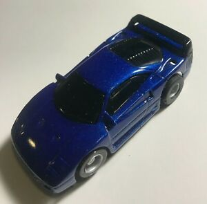 """TYCO 440X2 """"VERY FAST"""" FERRARI / 6 OHM ARMATURE  / PRO 8 TRACTION ONE SIDE"""
