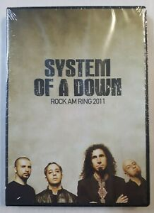 System Of A Down – Rock Am Ring 2011 DVD SBP NEW/SEALED