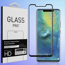 For Huawei Mate 20 Pro/Lite 5D Full Cover Temper Glass Film 9H Screen Protector