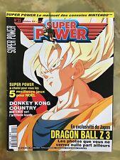 SUPER POWER 25 10/94 MAGAZINE DE JEUX VIDEO NINTENDO SEGA XBOX PLAYSTATION