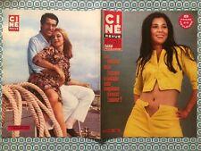 Ciné Revue n 31 1967 Yashuka Yama Stafford Hold Irène Tsu Paul Muni Bardot Novak