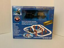 Lionel The Polar Express Battery Powered Little Lines Train Set Brand New
