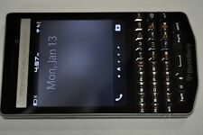 BlackBerry Porsche Design P'9983 64GB Unlocked CYRILLIC Carbon GSM 14 Days