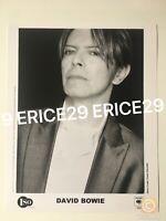 David Bowie Press Photograph By Frank Ockenfels