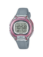 Casio Collection Uhr LW-203-8AVEF Digital Grau