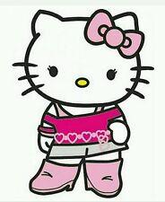 Pegatina Adhesivo Sticker Hello Kitty 12 CMS Aufkleber Autocollant