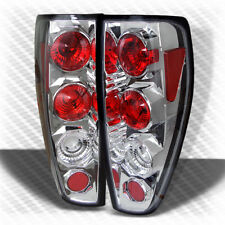 For 04-12 Chevy Colorado GMC Canyon Tail Lights Lamps Rear Brake Pair Taillight