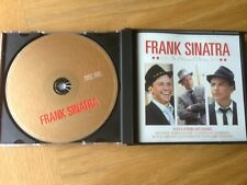 ASSORTMENT of 4 CDs OVER 48 SONGS , FRANK  SINATRA 4 CDs.Triple pack and single.