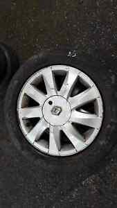 Renault Megane + Scenic 2002-2008 Kubera Kubbera Alloy Wheel 3/5 8200464412