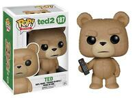 Funko POP Vinyl Figure Ted 2 - Ted With Remote RARE RETIRED VAULTED