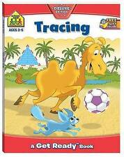 School Zone Tracing (Ages 3-5) by Hinkler Books NEW Free Shipping!