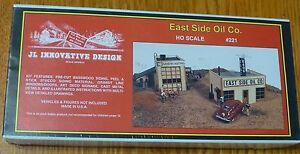 JL Innovative Design HO #221 Eastside Oil Company (Building kit)