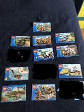 LEGO 4432 4435 4436 7070 7630 7936 60053 60054 60055 60066 (City2)