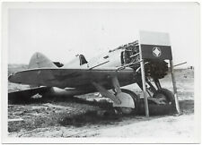 Die Polikarpow I-16 Rata. Orig-Pressephoto, von 1941