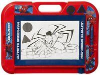 Marvel Spiderman Magnetic Scribbler Etch A Sketch Drawing Doodle Board