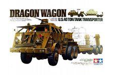 Tamiya 35230 Maquette 1/35 M26 Dragon Wagon U.S. 40 Ton Tank Transporter