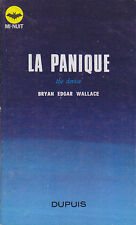 C1 Bryan Edgar WALLACE La PANIQUE The Device DR MABUSE vs SCOTLAND YARD Krimi
