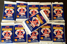FIFTY FIVE 55 1989 SCORE Factory Sealed New Unopened Wax Packs Craig Biggio RC