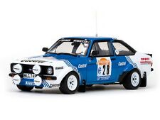 1/18 FORD ESCORT Mk2 RS1800 CASTROL RALLY SANREMO 1981 A. Presotto